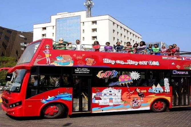Goa Super Saver: Hop-On Hop-Off Tour