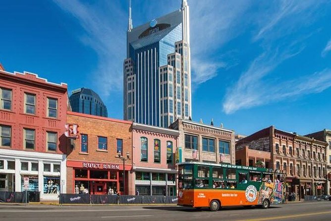 Nashville Trolley Tour with Extended Photo Stop