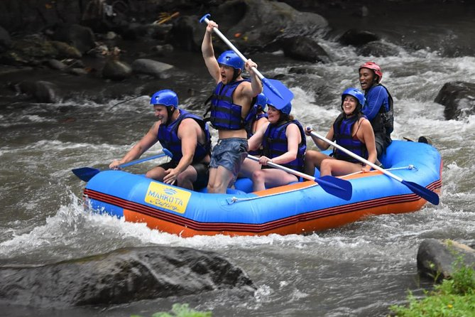 Bali Rafting with Lunch and Hotel Transfer