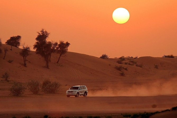 Sunrise Desert Safari Dubai