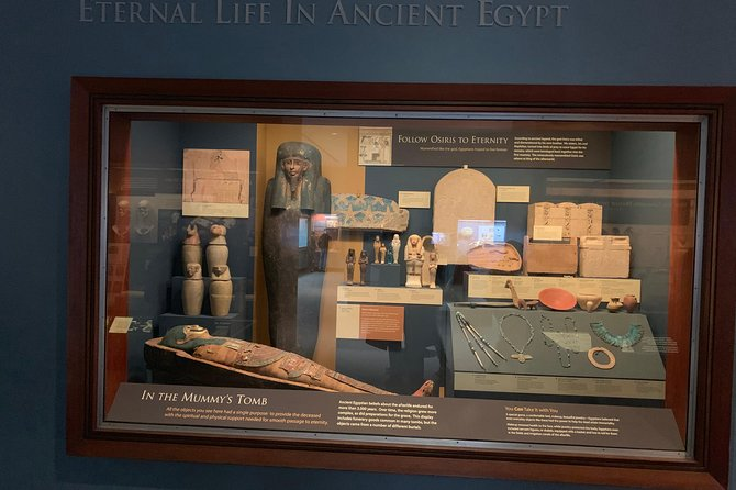 Treasures of Egypt Virtual Tour in Washington DC