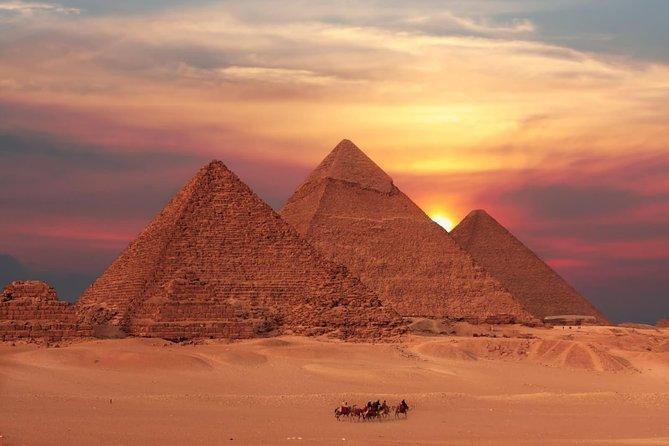 Egypt Pyramids & Coptic and Islamic cairo