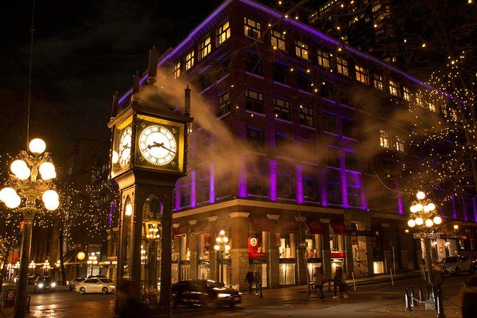 Gastown & Chinatown Night Photography