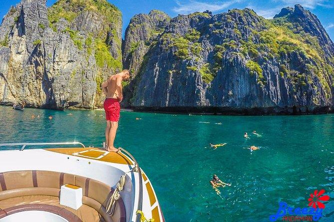 Plus Goody Bag : Phi Phi - Maya - Bamboo - Maiton Island Day Trip