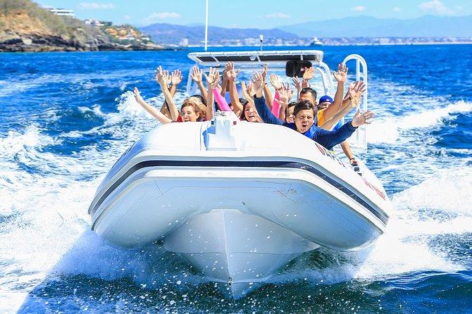Canopy and Speed Boat Adventure in Puerto Vallarta