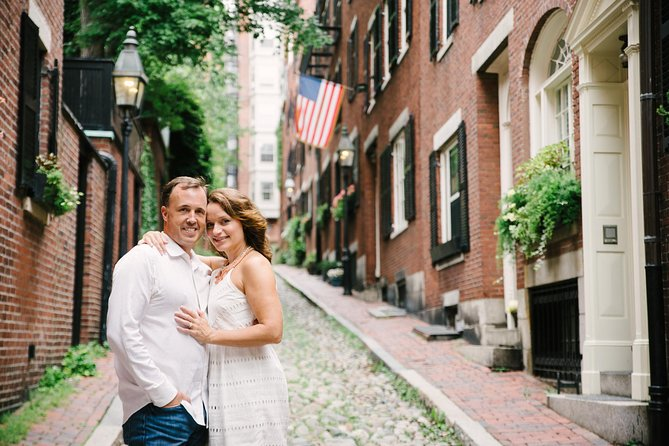90 Minute Private Vacation Photography Session with Local Photographer in Boston