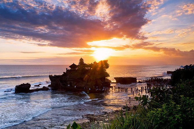 Taman Ayun & Tanah Lot Sunset view (Half Day)