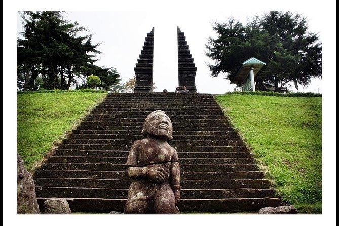 Ceto - Sukuh Temples -Trekking to Tawangmangu
