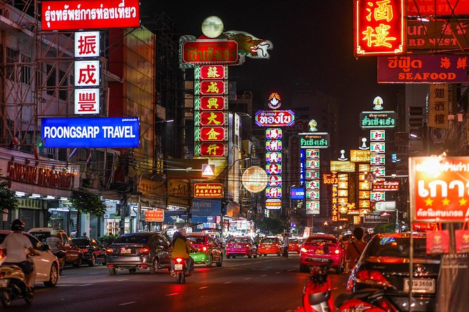 Culinary cultures; a foodie evening in Chinatown