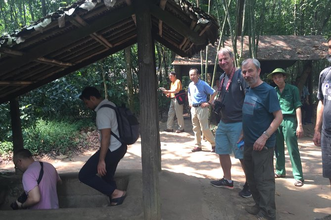 Private 6-Hour Cu Chi Tunnel Tour W/ A Visit To Local Family