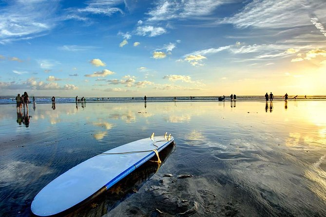 Bali Beaches:Nusa Dua-Uluwatu-Dreamland-Padang Padang