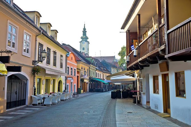 Private Zagreb Tour from Bled