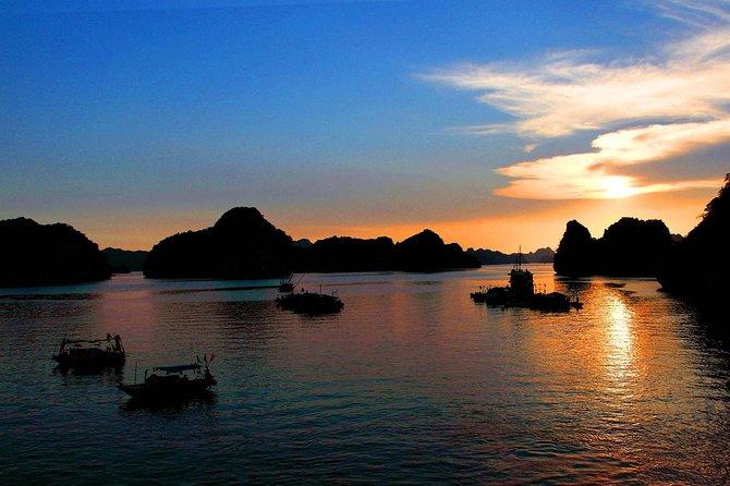 Overnight Bai Tu Long Bay and Ha Long Bay Cruise