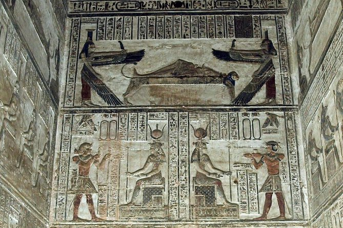 Dendera Temple and Luxor West Bank(B): Habu Temple,Nobles Tombs&Deir El Madina