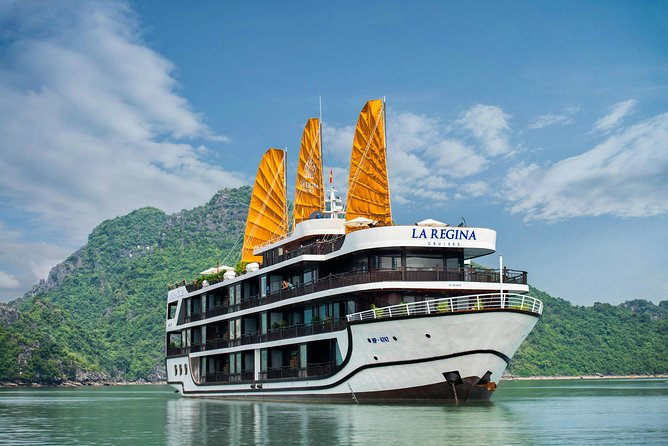 Ha Long - Lan Ha Bay La Regina Legend Cruise 5 Stars 2 Days 1 Night