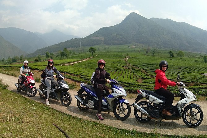 Sapa Full Day Motorbike Tour