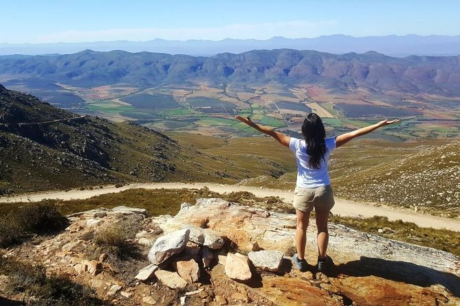 Half-Day Swartberg Pass PRIVATE Tour (including lunch & transfer - Oudtshoorn)