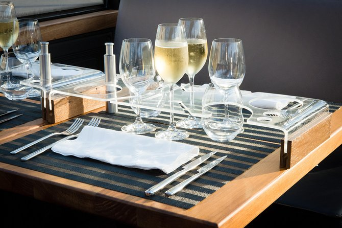 Luxury 6 Course Bus Dining Experience Through London