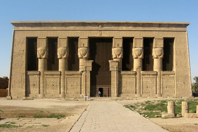 Luxor Day Tour to Dendera and Abydos Temples by Car
