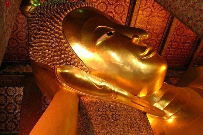 Bangkok Reclining Buddha (Wat Pho) Entrance Ticket