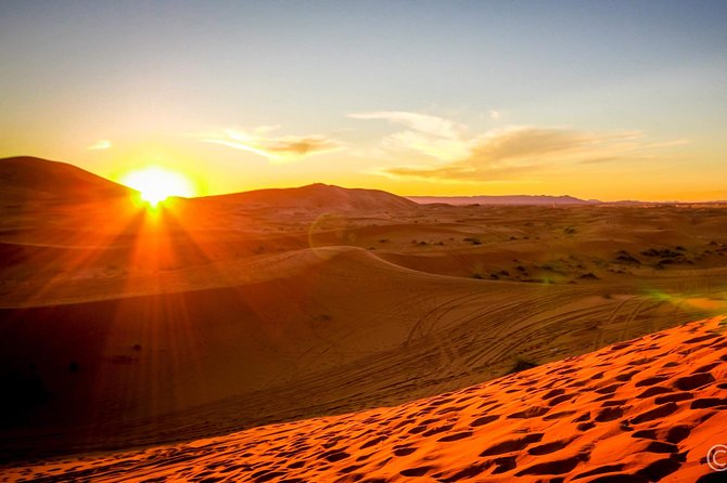 Excursion to the Desert from Marrakech to Fez (3days, 2nights)