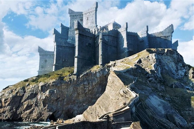 San Sebastian: Game of Thrones Dragonstone Experience - PREMIUM