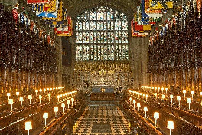Windsor Castle Admission Ticket