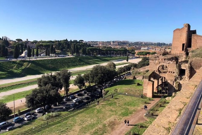 A Perfect Day In Rome: Private Driving Guided Tour