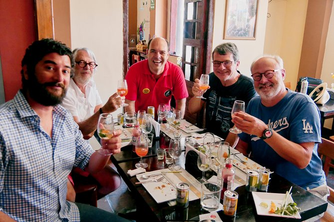 The Secrets of Pisco: Tasting and Mixology Class