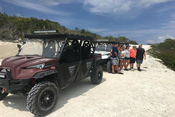 Turks & Caicos Island Buggy Tour
