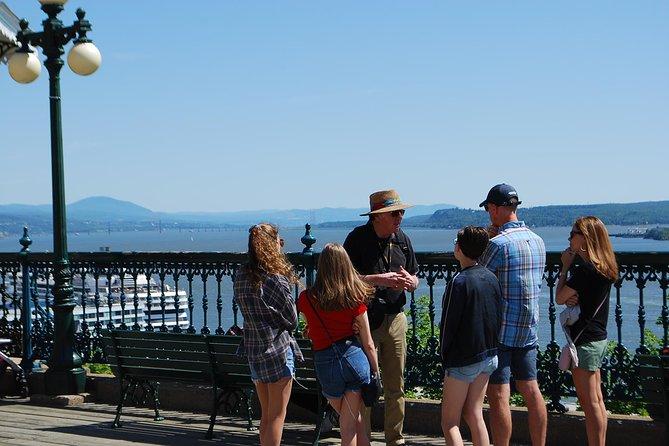 Quebec City Shore Excursion: Private Walking Tour