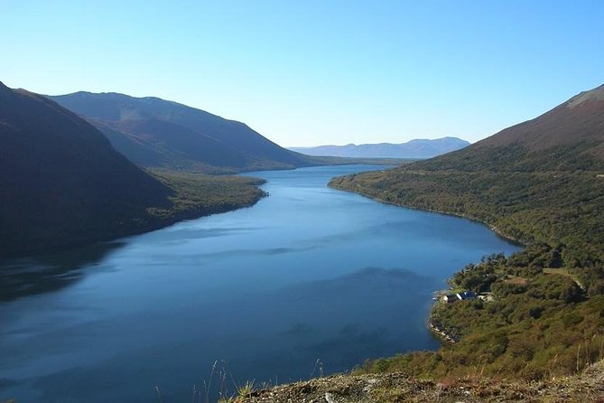 Lago Escondido y Fagnano - Conventional service