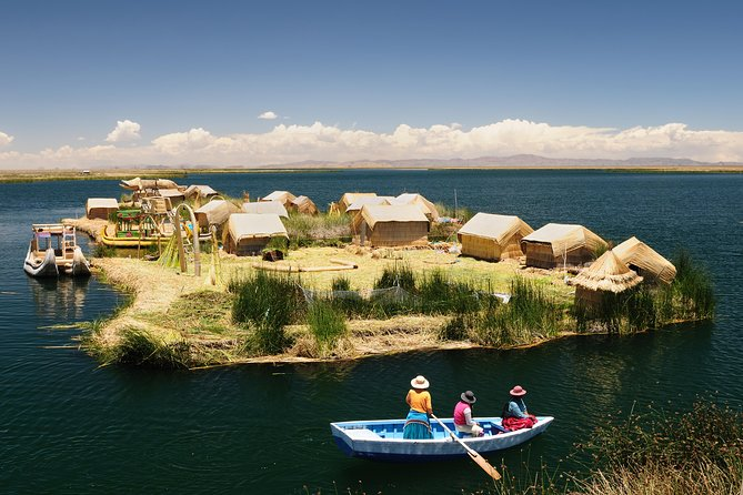 3 days tour to Puno and Titicaca Islands