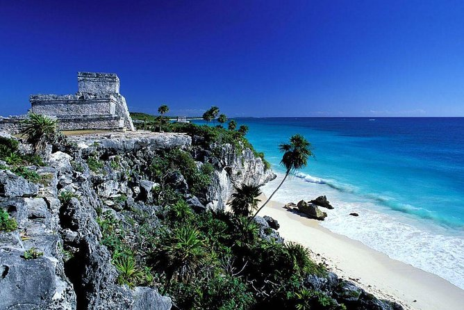 Diamond Tour Tulum, Coba, Cenote & Playa del Carmen