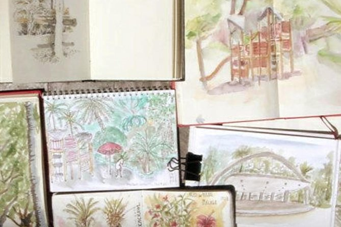 I DRAW Malaga: Private Art and Drawing Lessons - by OhmyGoodGuide! photo 11