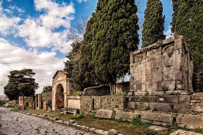 Private tour of Pompeii from Salerno