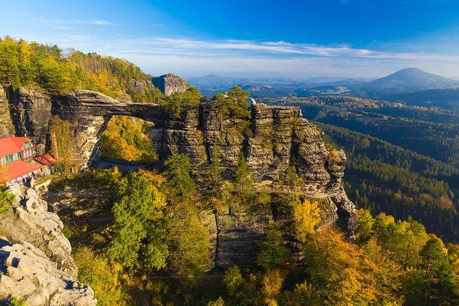Pravcicka Gate - Bohemian Switzerland National Park