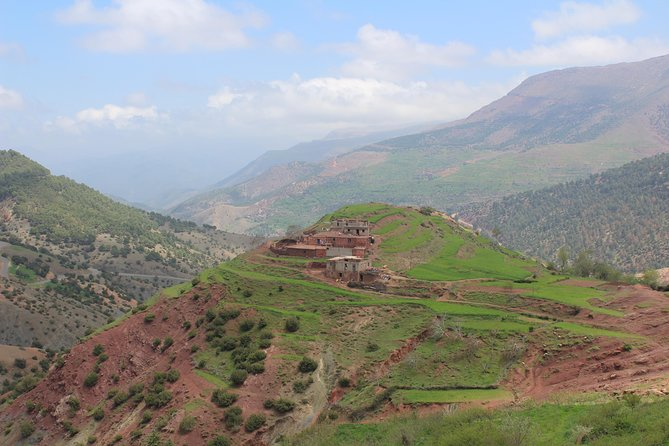 Atlas Mountains and Three valleys Tour & Waterfalls Day Tour from Marrakech