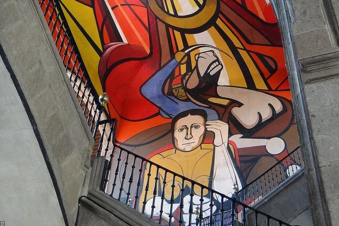 Walking Tour - Impressive murals in Historical Center of Mexico City photo 8