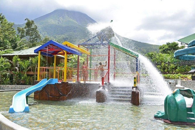 Combination Tour: Arenal Volcano and Baldi Hot Springs