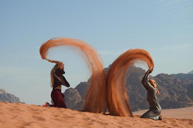 5 Day Tour: Amman Petra Jerash Mount Nebo Baptism site Wadi Rum & Dead Sea
