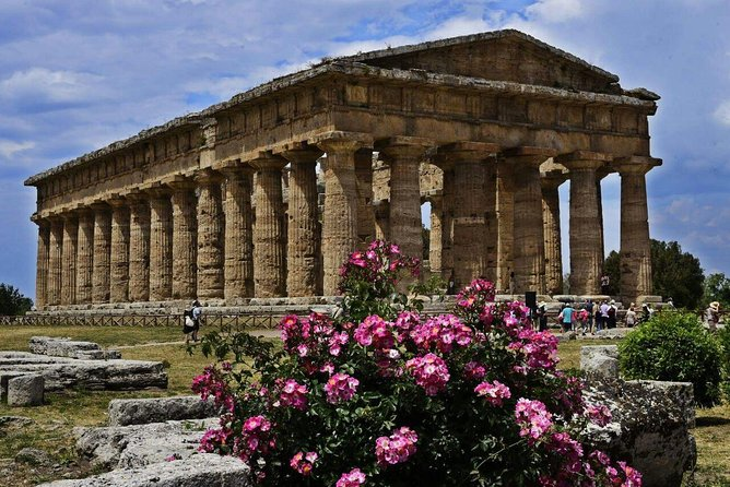 Paestum and its Greek Temples Private Day Tour from Rome