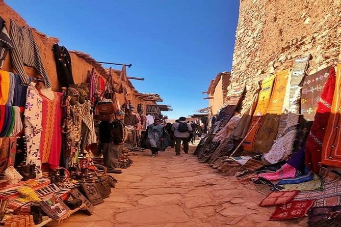 Kasbah Ait BenHaddou Day Trip from Marrakech including Camel Ride photo 8