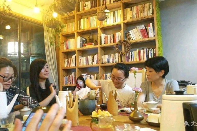 Jiangsu - Tea Art Experience - Teezeremonie