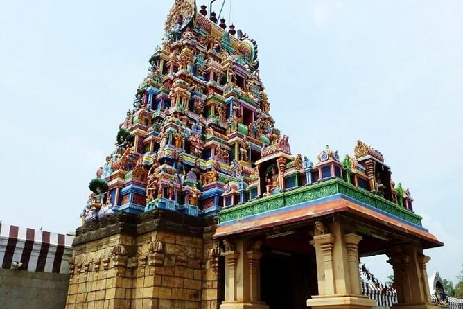 Coimbatore Ancient Temples Tour