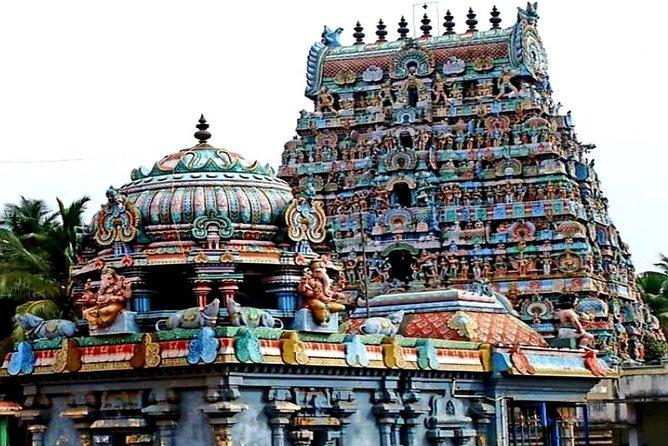 Sacred Pilgrimage Tour - Thirunageshwaram(Rahu) and Keezhaperumpallam(Kethu)