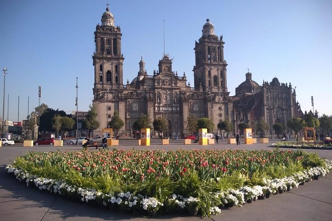 Private Tour of Mexico City with Anthropology