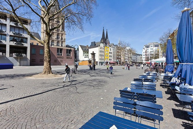 Cologne Walking tour with a visit to world famous Cathedral, Colonia, ALEMANIA