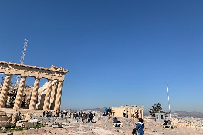 Acropolis and Museum Guided Private Tour
