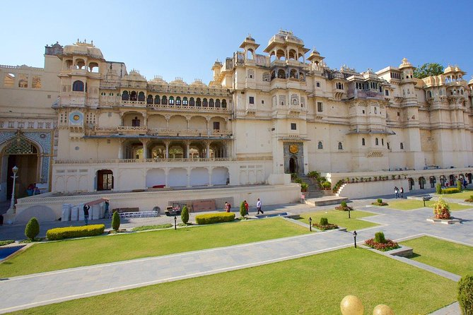 Make Your Own: Custom Private Guided Udaipur Sightseeing Trip photo 1
